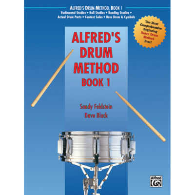 Afred Drum Method Book 1