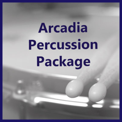 Arcadia Percussion Package