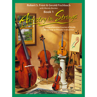 Artistry in Strings Book 1