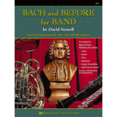 Bach and Before for Band