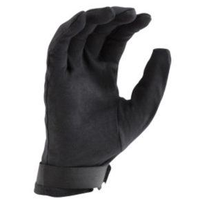 Deluxe Cotton Gloves - Black