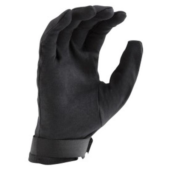 Deluxe Cotton Gloves - Black