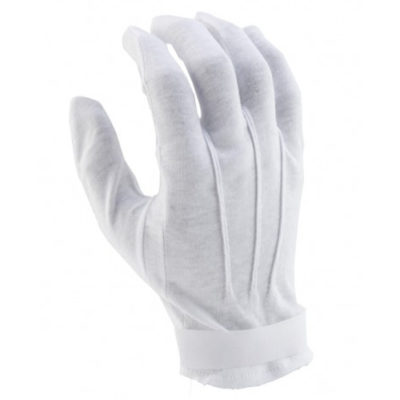 Deluxe Cotton Gloves - White