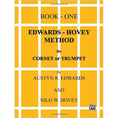 Edwards-Hovey Method for Cornet or Trumpet Book 1
