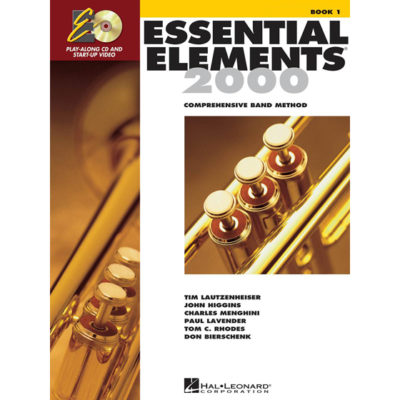 Essental Elements for Band Book 1