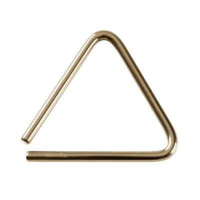 Grover 6inch Concert Triangle - Bronze