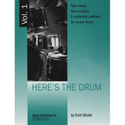 Here's the Drum Method Book