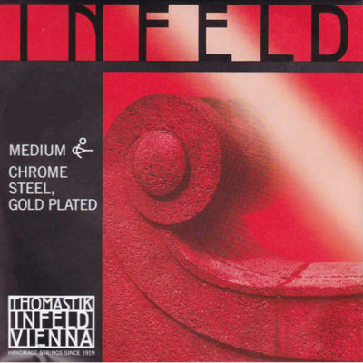Infeld Red Strings