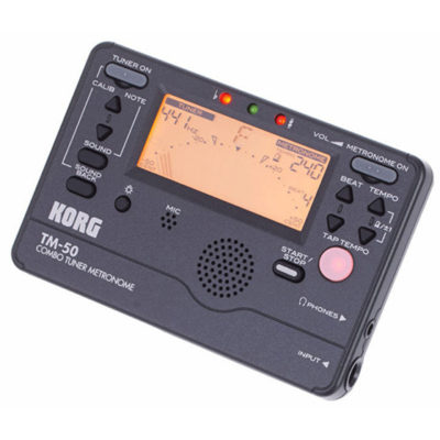 Korg TM50 Tuner-Metronome