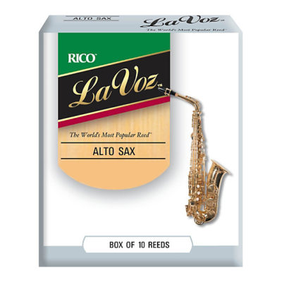 LaVoz Alto Saxophone Reed Box