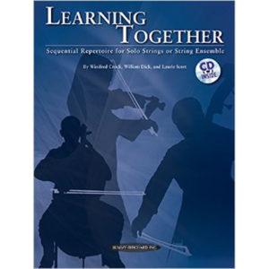 String Instrument Methods | Rettig Music