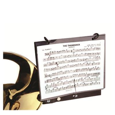 Lyre - Trombone Clamp On