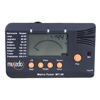 Musedo MT30 Metronome-Tuner