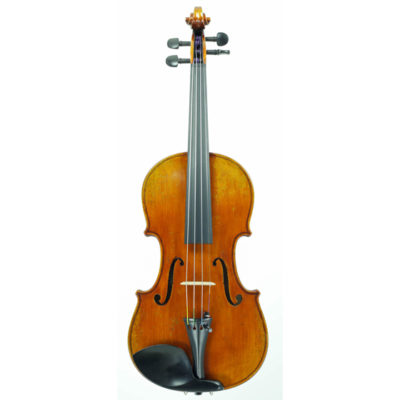 Nikolas VL-D0E Violin Front Header