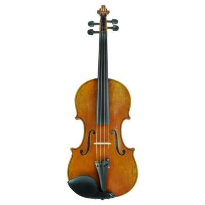 Nikolas VL-F0E Violin Front Header