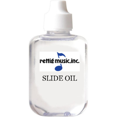 Rettig Music Slide Oil