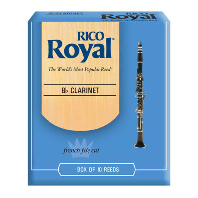 Rico Royal Bb Clarinet Reed Box