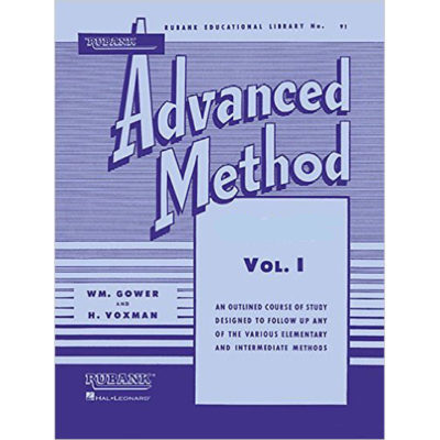 Rubank Advanced Method Book 1