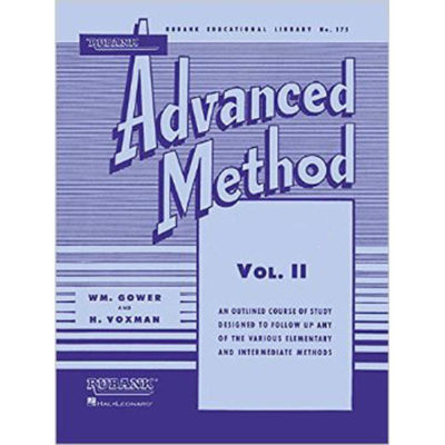 Rubank Advanced Method Book 2