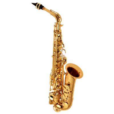 Selmer LaVoix II SAS280R Alto Saxophone Header