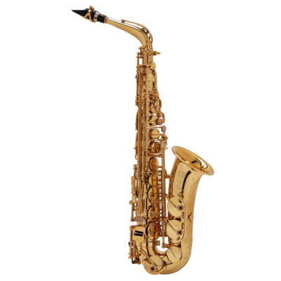 Selmer Paris 52JU Alto Saxophone Header