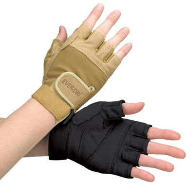 Talon Fingerless Gloves