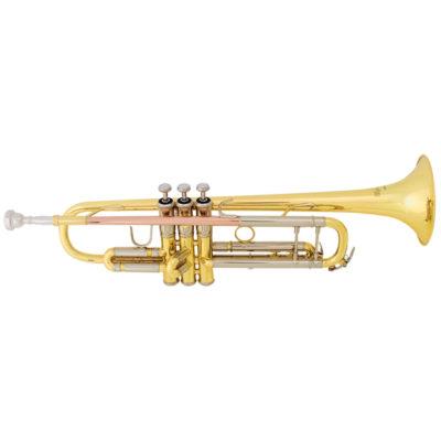 Bach TR500 Trumpet Header