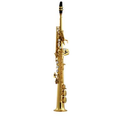 Eastman ESS642GL Soprano Saxophone Front Header