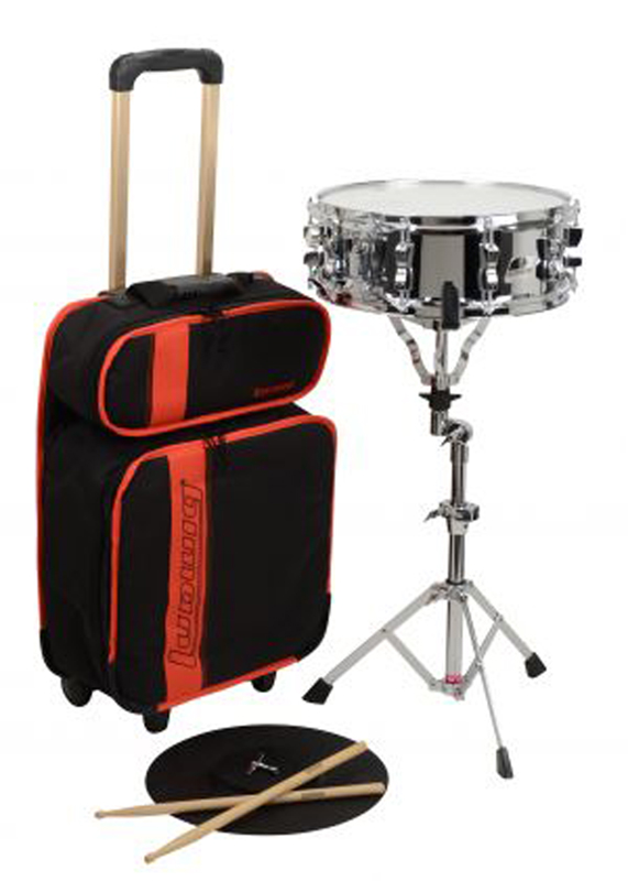 ludwig le2477rbr snare drum kit rettig music. Black Bedroom Furniture Sets. Home Design Ideas