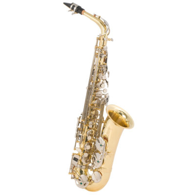 Selmer AS600 Alto Saxophone Header