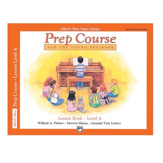 Alfred Basic Piano Prep Course-Lesson Book
