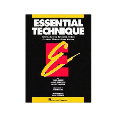 Essential Technique